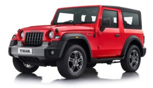 Thar 2020 by Mahindra has also introduced the mStallion engines.