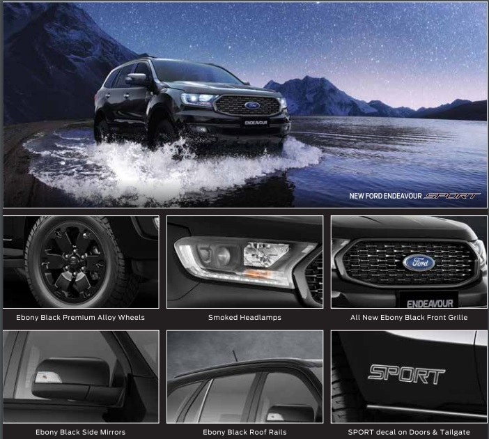 Ford Endeavour Sports