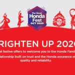 Offers on New Honda Cars