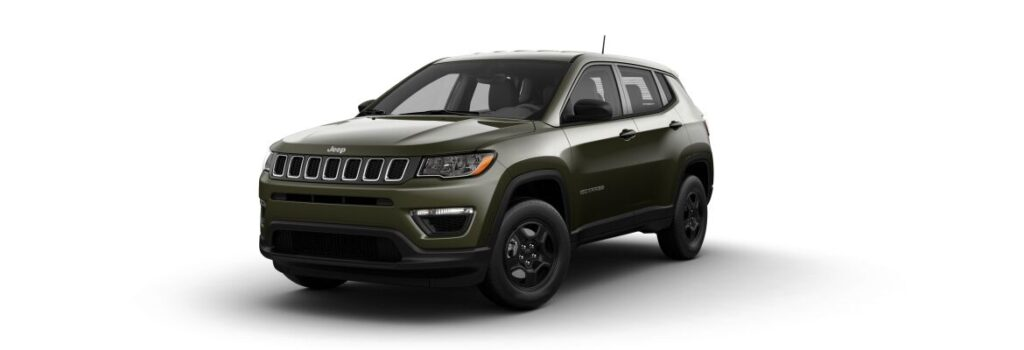Upcoming car Jeep Compass facelift 2021